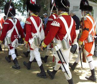Redcoat Regiment