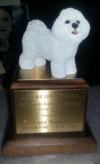 Rudy award