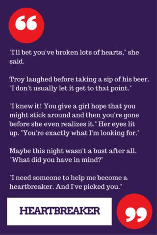 _I'll bet you've broken lots of hearts,_