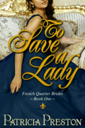 Final Cover for To Save A Lady 500