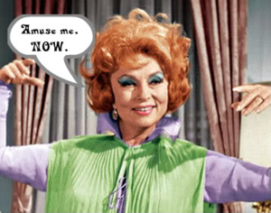 Endora the Muse